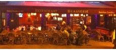 Brasserie La Maison Blanche Traditionnel Paris