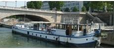 Péniche Aabysse Traditionnel Paris