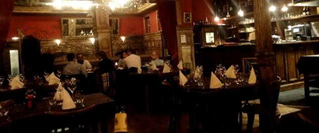 Restaurant La Hache - Strasbourg