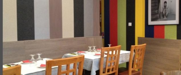 Restaurant Miju - Paris