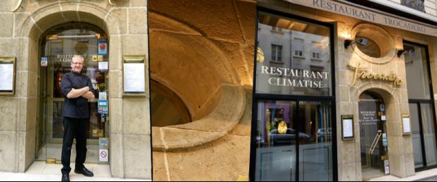 Restaurant Trocadéro - Lyon