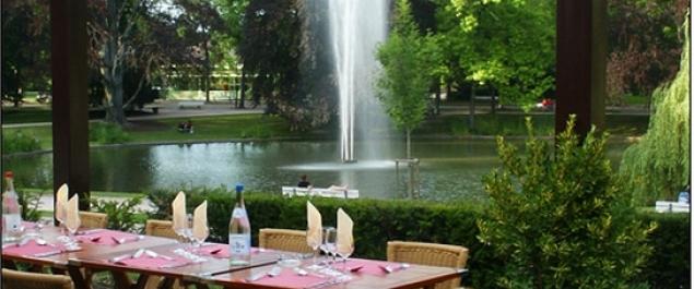 Restaurant Le Jardin de l'Orangerie - Strasbourg