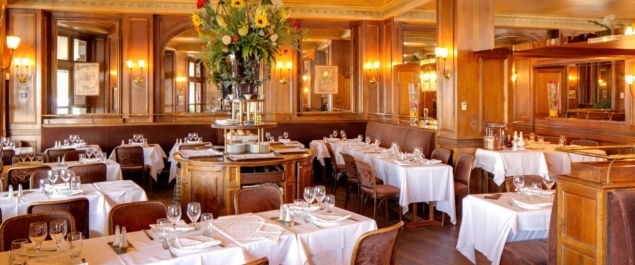 restaurant brasserie flo les beaux arts traditionnel toulouse. Black Bedroom Furniture Sets. Home Design Ideas