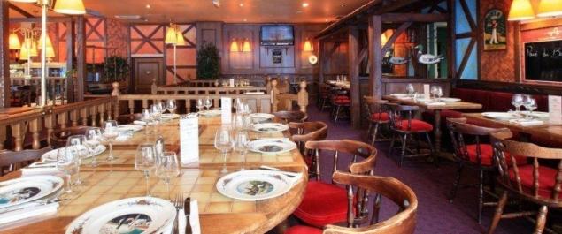 Restaurant Relais d'Alsace Rennes