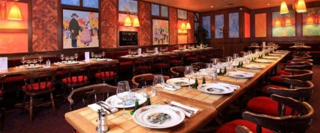 Restaurant Brasserie la taverne - Rennes