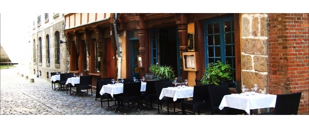 Restaurant Auberge Saint-Sauveur - Rennes