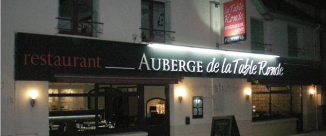Restaurant groupe auberge de la table ronde le rheu - Restaurant la table ronde marseille ...