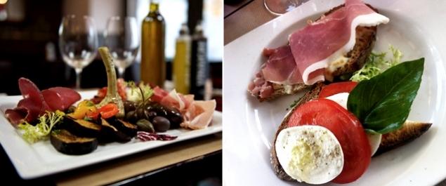 Restaurant La Tavola - Nantes