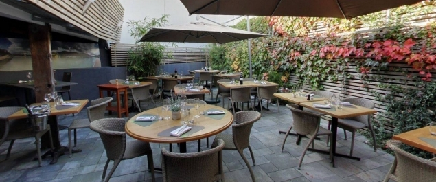 Restaurant Restaurant République Côté Jardin - Nantes