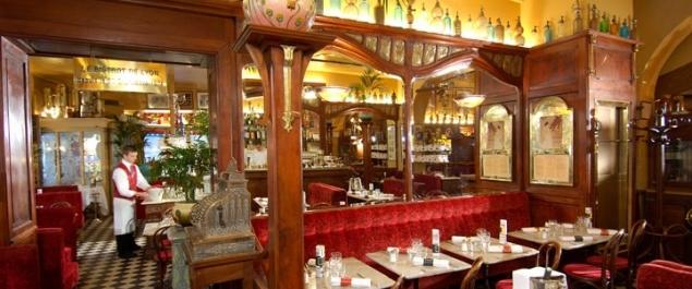 Restaurant Le Bouchon aux Vins - Lyon