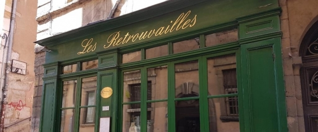 Restaurant Les Retrouvailles - Lyon