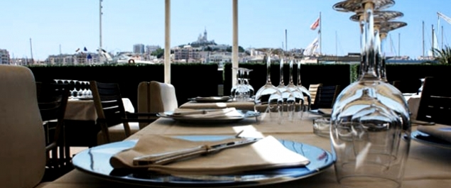 Restaurant Le Cirque - Marseille
