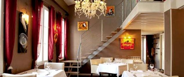 restaurant l 39 appart gastronomique m rignac. Black Bedroom Furniture Sets. Home Design Ideas