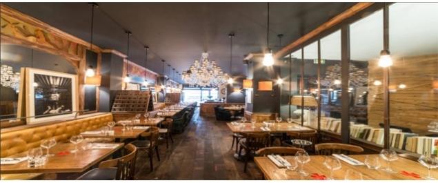 Restaurant Louis Vins - Paris