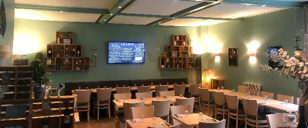 Restaurant O'Jazy - Issy-les-Moulineaux