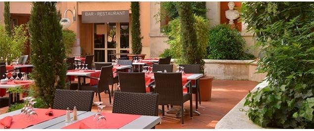 Restaurant Le 7 du Plaza (Crown Plaza Toulouse*****) - Toulouse
