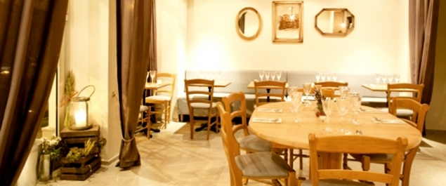 Restaurant La Roustide - Nice