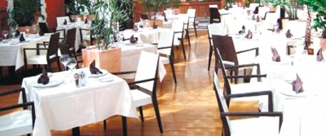 Restaurant Le Jardin du Cloître - Lille