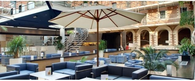 Restaurant Le Jardin du Cloître (Couvent des Minimes *****) - Lille