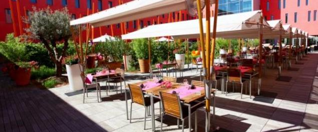 Restaurant La Vie en Rose (Radisson Blu Hotel Toulouse Airport ****) - Blagnac