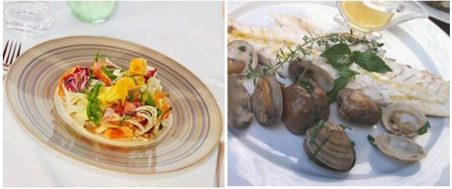 Restaurant Les Vieux Murs - Antibes