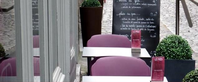 Restaurant Le Baron Rouge - Rennes