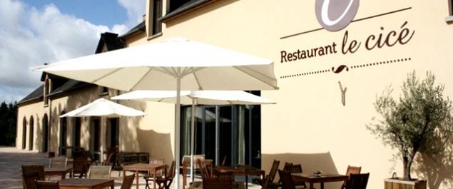 Restaurant Le Restaurant du Domaine de Cicé Blossac - Bruz