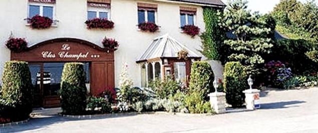 Restaurant Le Clos Champel - Cesson Sévigné
