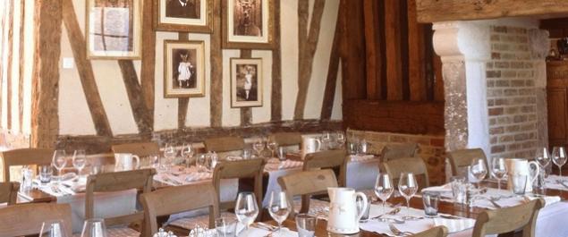 Restaurant La Licorne Royal (La Licone Hôtel & Spa****) - Lyons-la-Forêt