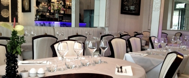 Restaurant Shabestan - Paris