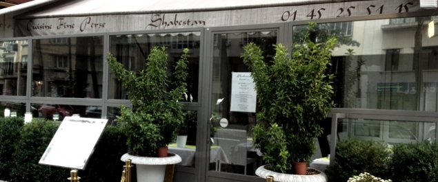 Restaurant Shabestan - Paris