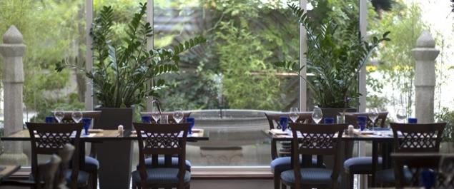 Restaurant La Pomme Cannelle - Hôtel Le Royal - Luxembourg
