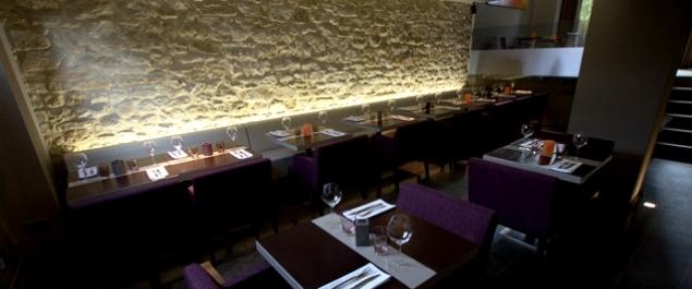 Restaurant La Bergamote - Luxembourg