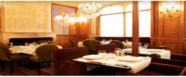 Restaurant La Fontaine Gaillon - Paris