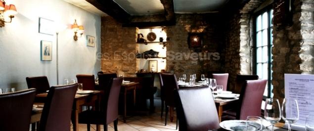 Restaurant La Goethe Stuff - Luxembourg