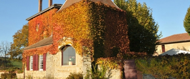Restaurant Domaine de Grand Maison - Oytier-Saint-Oblas