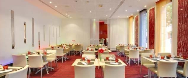 Restaurant Novotel Paris Gare Montparnasse - Paris