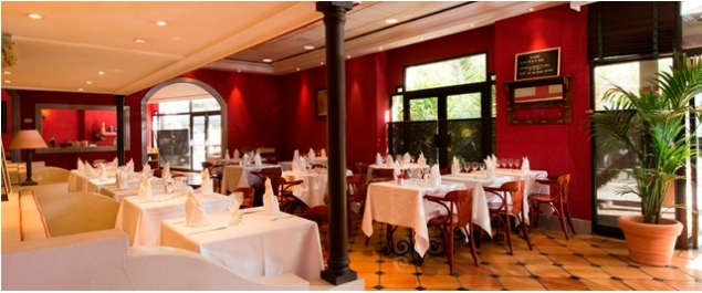 Restaurant Le Bistrot de Panisse (Holiday Inn Nice****) - Nice