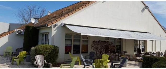Restaurant Le Restaurant de l'Hôtel Campanile Lyon Est - Saint Laurent de Mure
