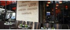 Le Comptoir de L'Europe Traditionnel Paris