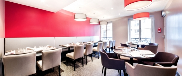 Restaurant Crêperie Framboise - Paris