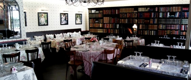 Restaurant Mon Jardin Secret - Saint Etienne