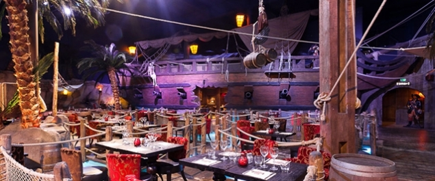Restaurant Pirates Paradise - Montpellier