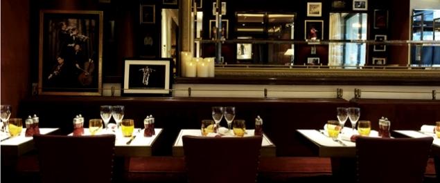 Restaurant L Entracte Traditionnel Paris Paris 8 232 Me