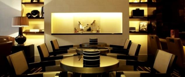 Restaurant L'Entracte (L'Hôtel Montaigne *****) - Paris