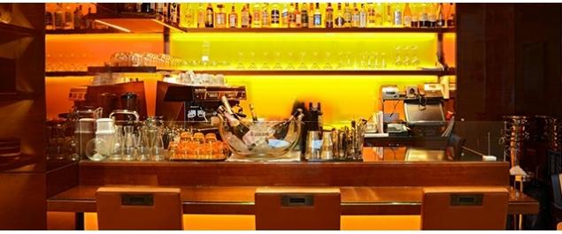 Restaurant Le Bar de l'Entracte (Hôtel Montaigne *****) - Paris