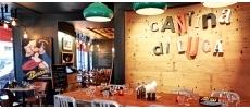 Restaurant Cantina di Luca Italien Paris