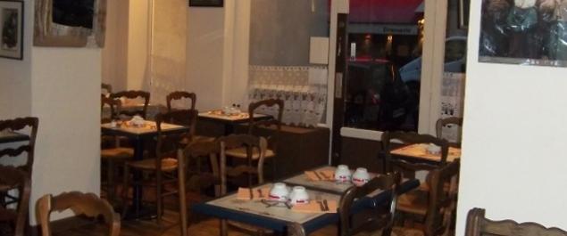 Restaurant Le Ty Billig - Paris