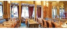 Brasserie Mollard Poissons et fruits de mer Paris