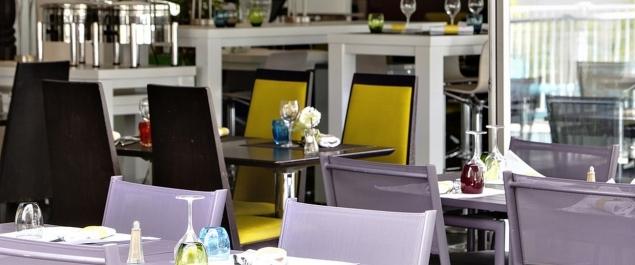 Restaurant Gourmet Bar (Novotel Toulouse Purpan Aéroport ****) - Toulouse